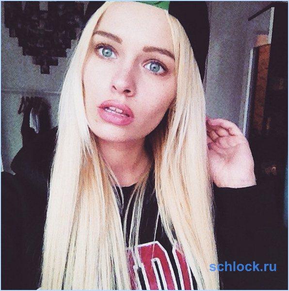 Лиза Кордобовская до проекта (2 сентября)