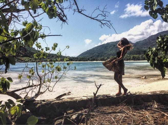 Свежие фото с Острова любви (7 октября)