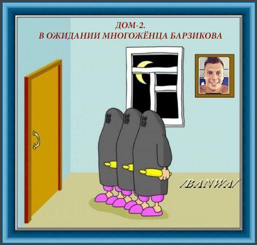 Дом 2 в комиксах (7 октября)
