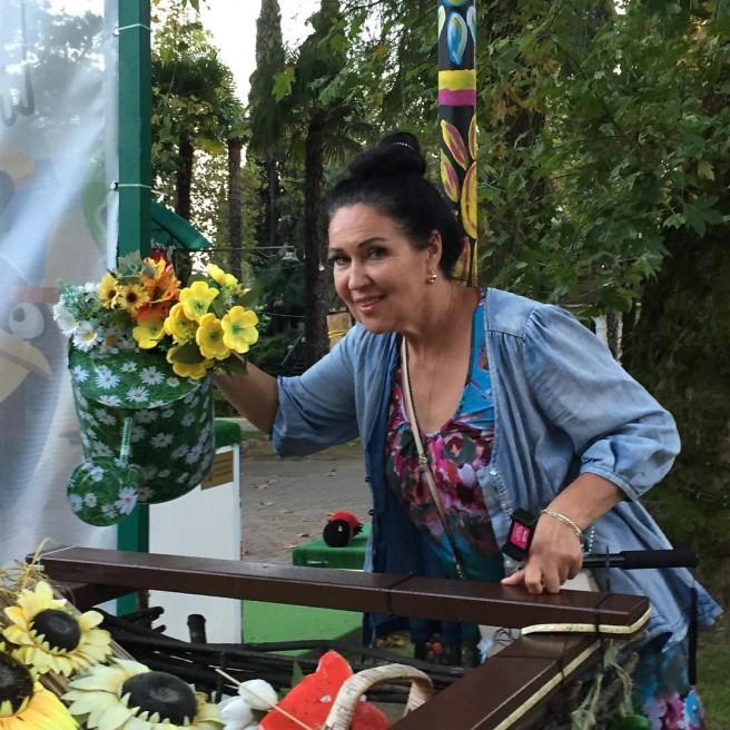 Татьяна Владимировна с мужем в Сочи ч.2