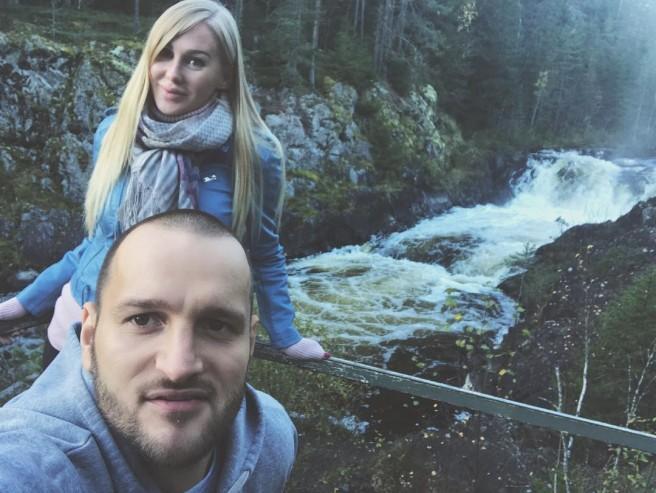 Жизнь за периметром. Алексей и Юля Самсоновы(13 октября)