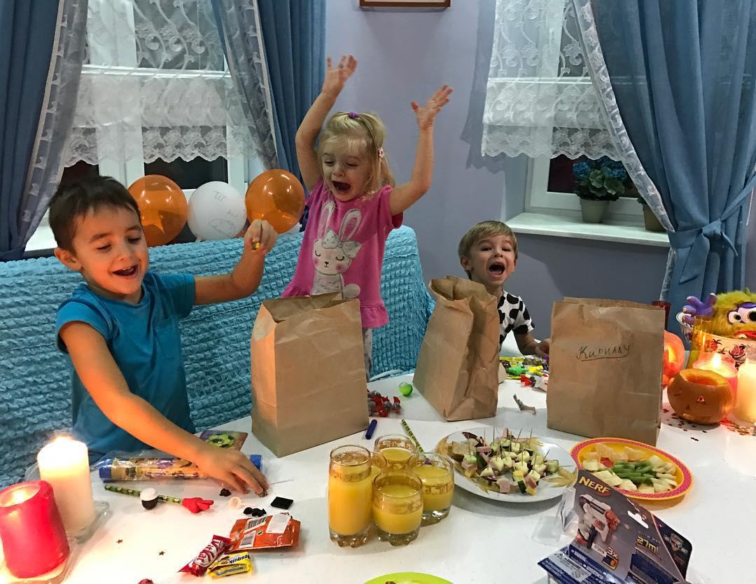 Домовские детишки (31 октября)
