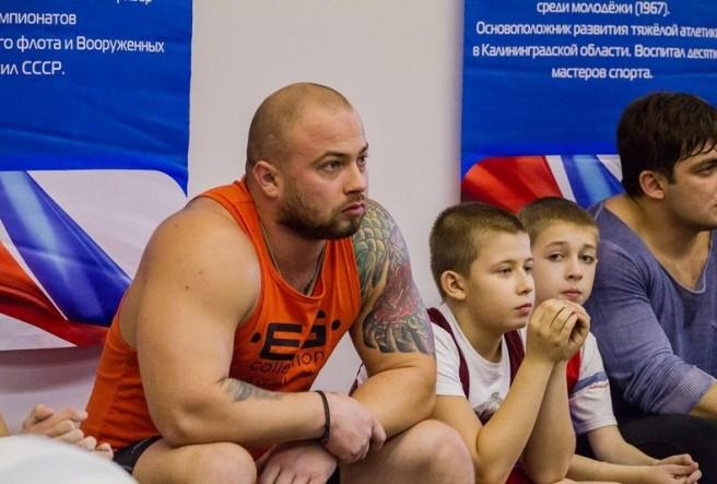Евгений Казаков до проекта (4 октября)