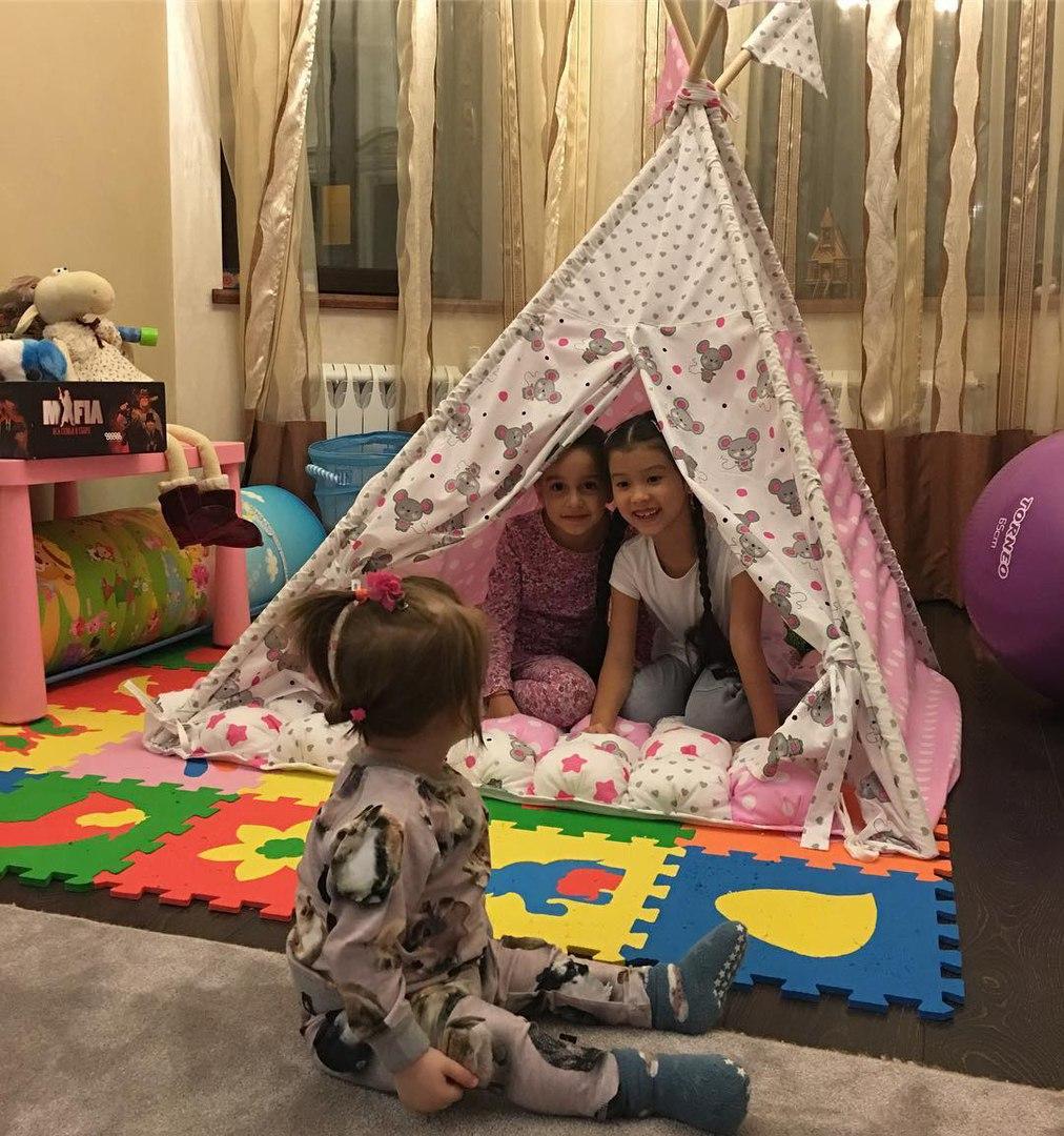 Домовские детишки (28 октября)