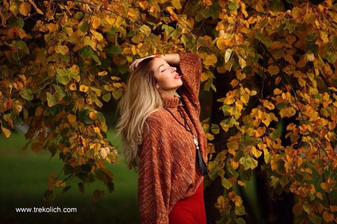 Осенний фотосет Надежды Ермаковой (11 октября)