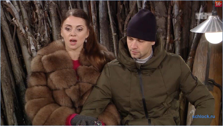 Беременная Рапунцель от бесплодного Дмитренко?!