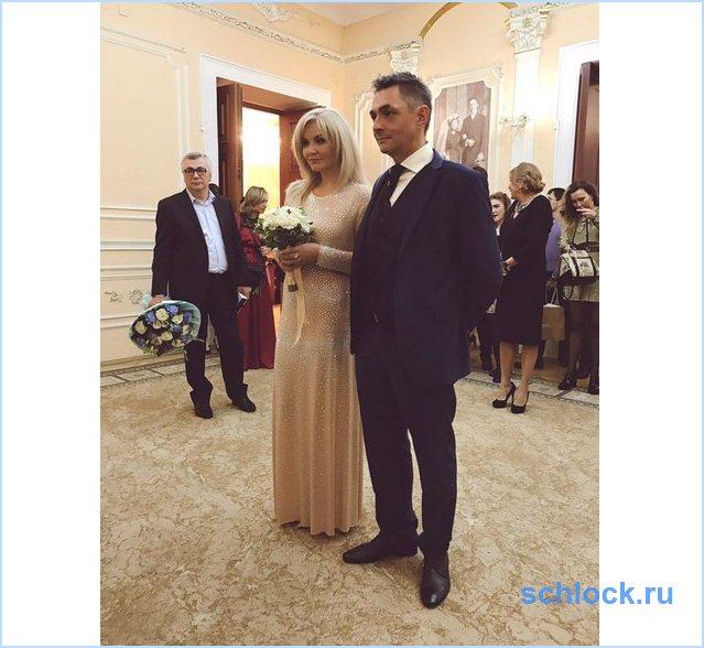 Михайловская вышла замуж!