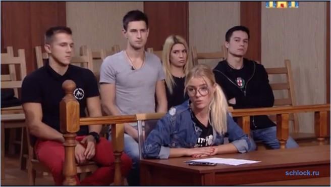 Судный день на доме 2 03.10.16