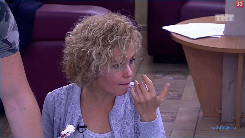 Харитонова подыгрывает Задойнову?