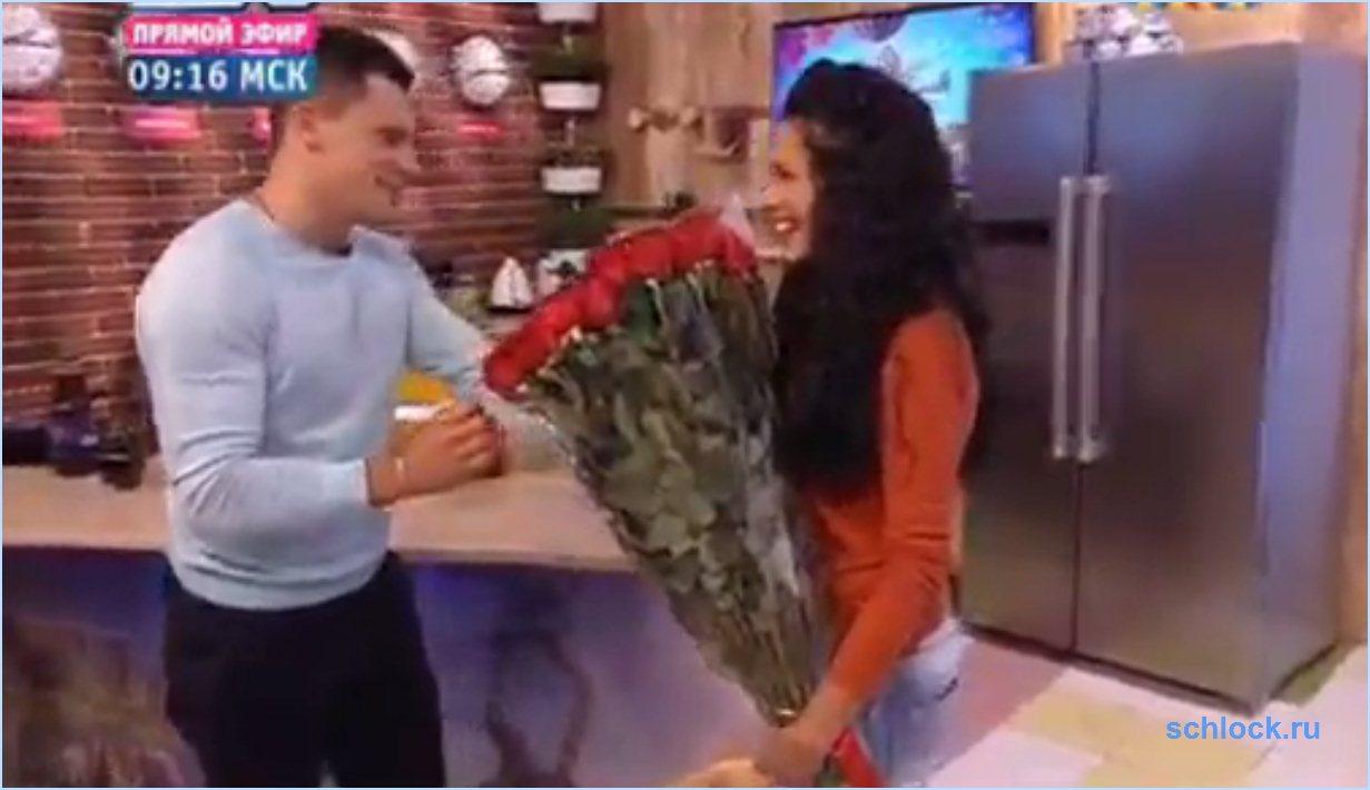 Барзиков женится?!