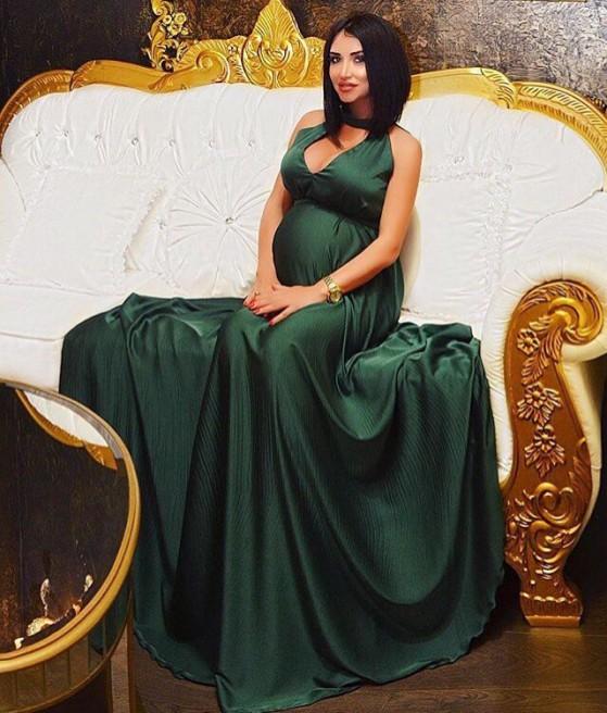 Беременная Виктория Берникова (10 октября)