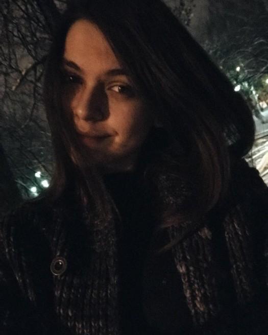 Жизнь за периметром. Аня Кручинина (11 ноября)
