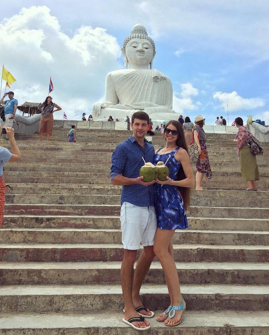 Дмитренко и Рапунцель в Таиланде (23 ноября)