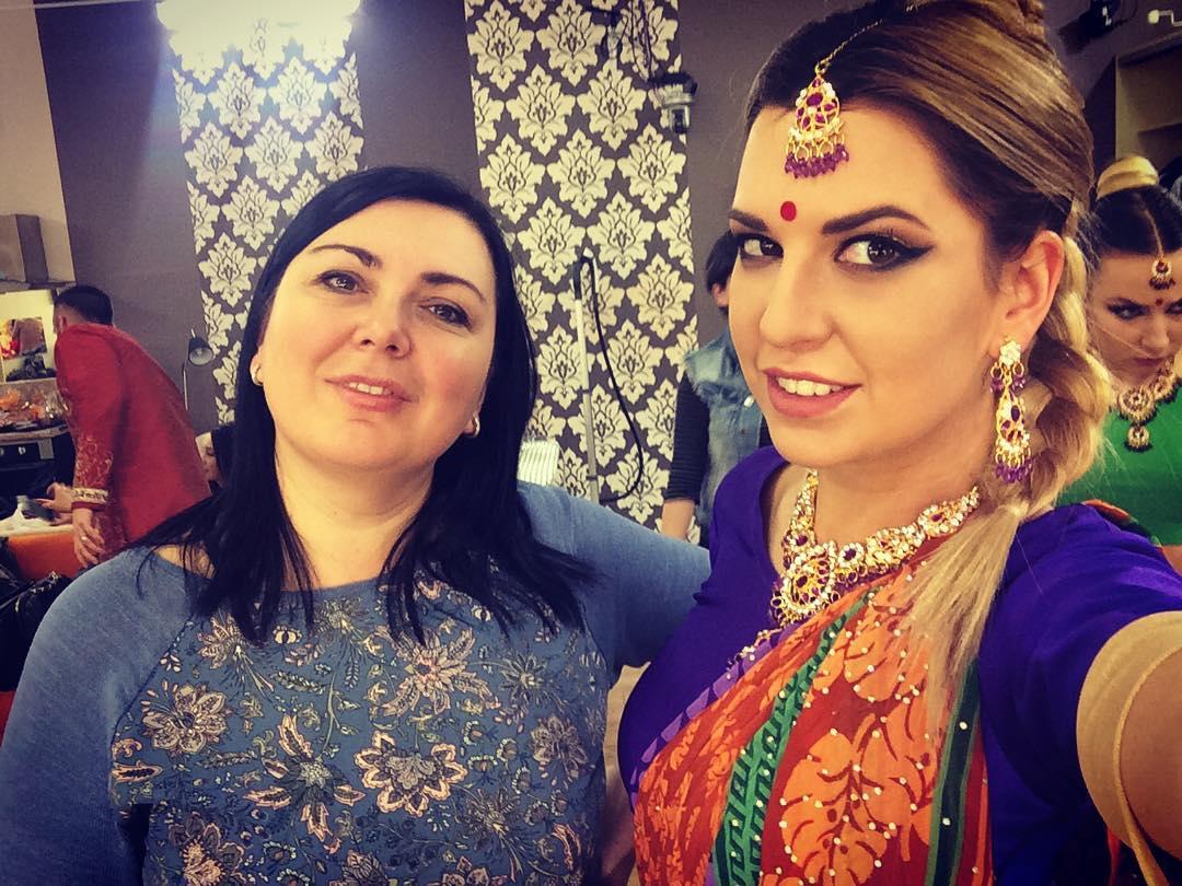 Индийские танцы на доме 2 (24 ноября)