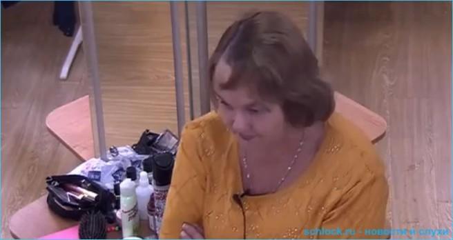 Неугомонная Ольга Васильевна?