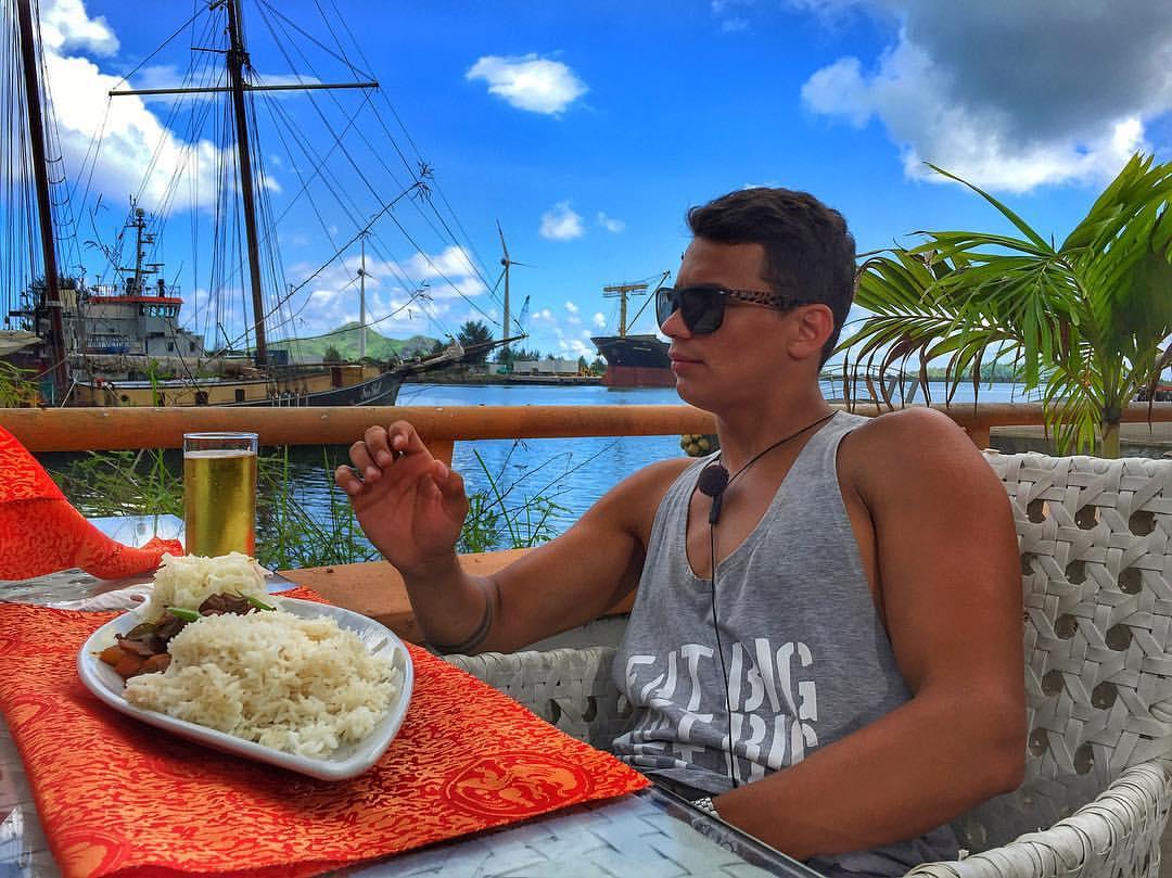 Свежие фото с Острова любви (30 ноября)