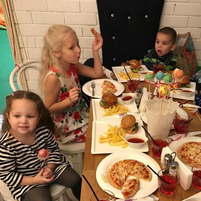 Домовские детишки (14 ноября)
