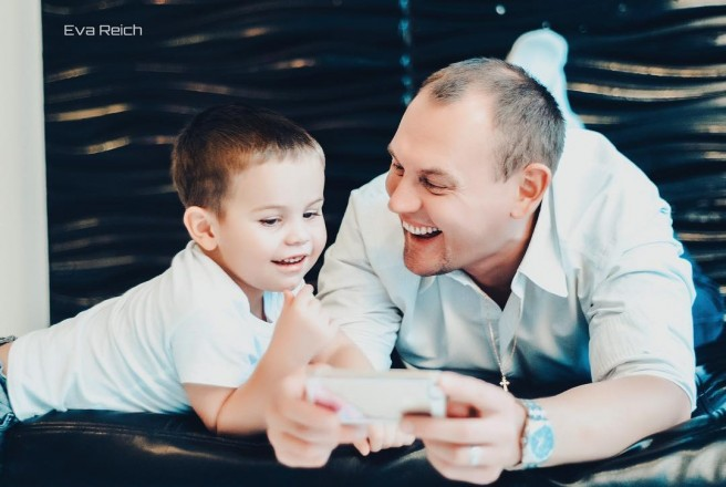 Семейная фотосессия Меньщиковых (4 ноября)