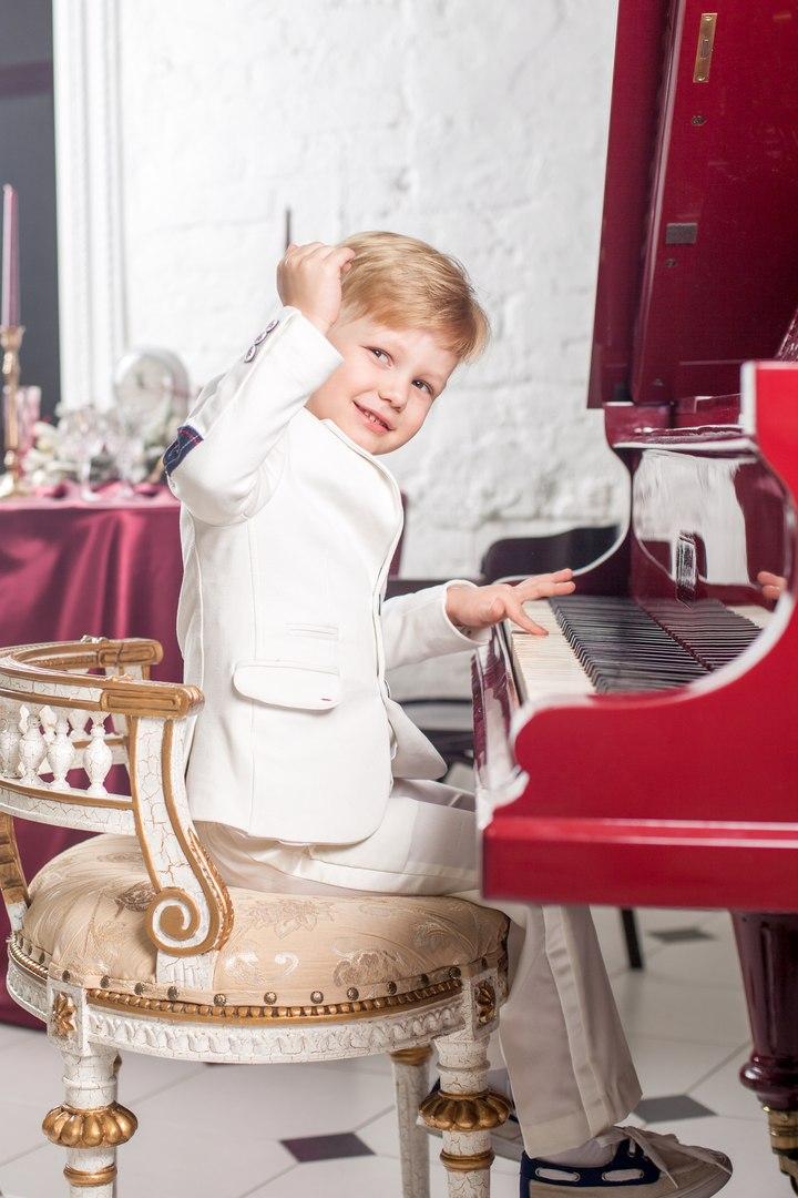 Новогодняя фотосессия Гусевых (9 ноября)