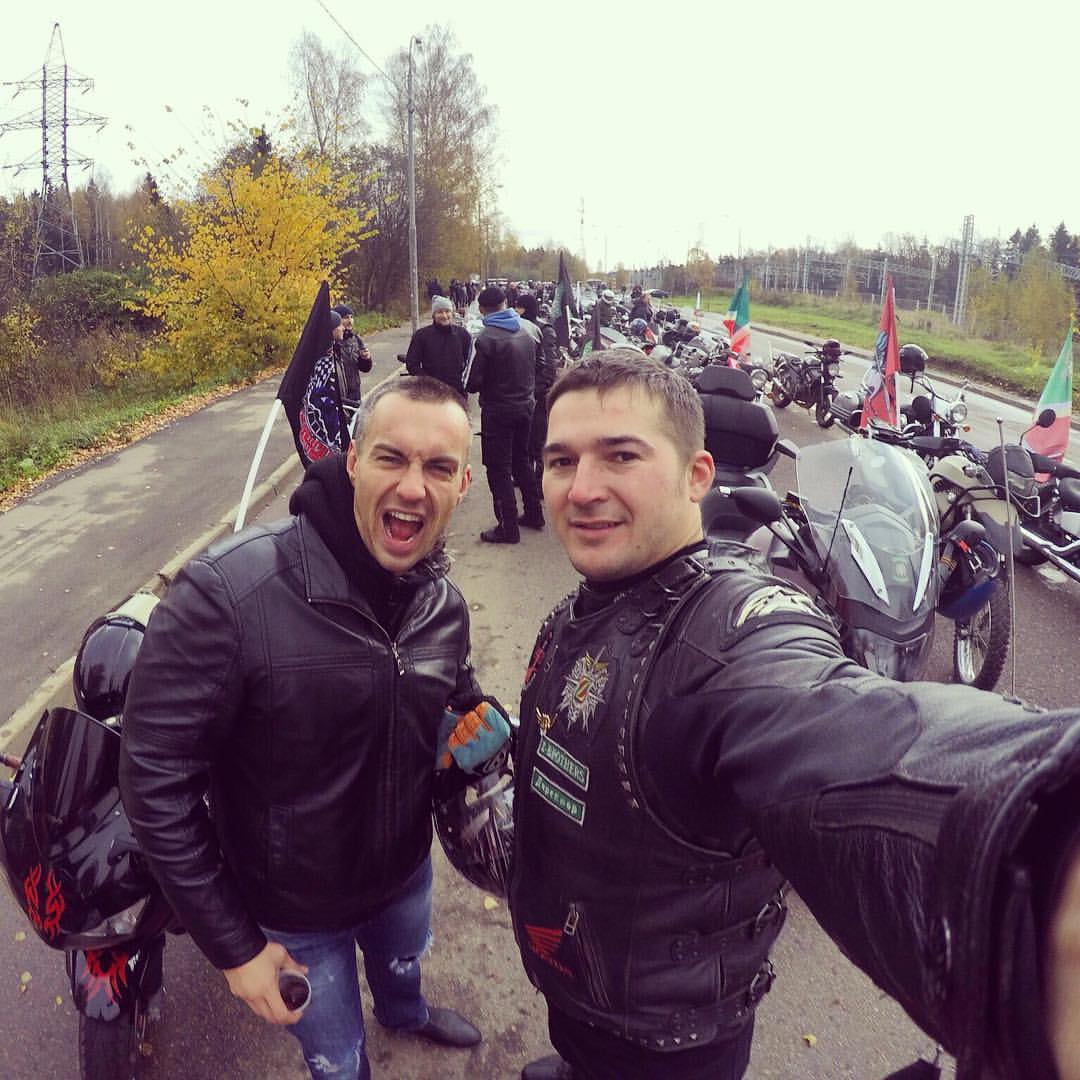 Андрей Назаров до проекта (29 ноября)