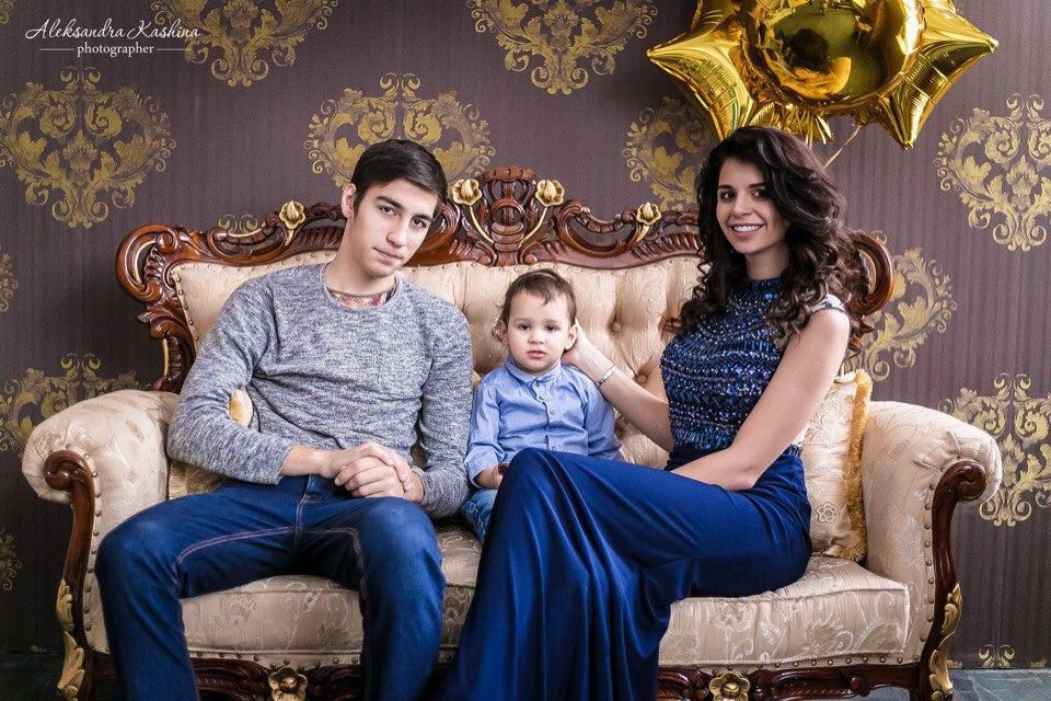 Семейный фотосет Устиненко (22 ноября)