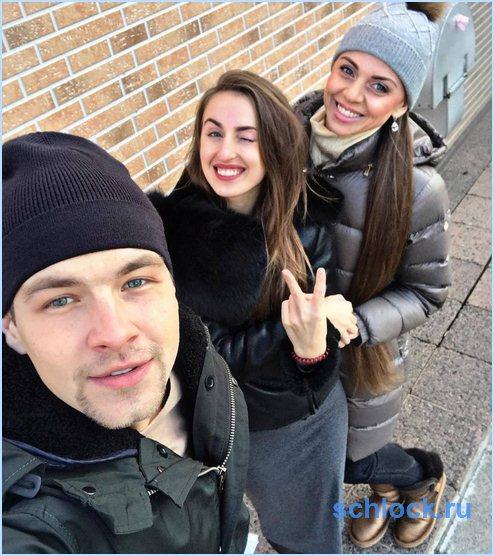 Рапунцель и Дмитренко на родине (17 ноября)