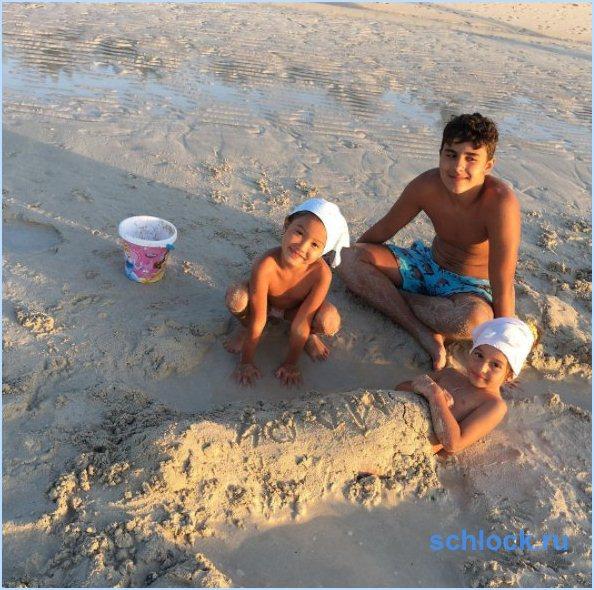 Бородина и песочные люди