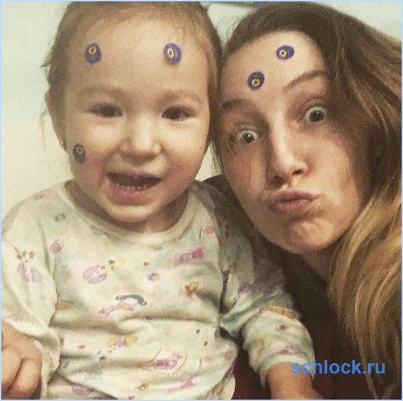 Алена Творогова до проекта (25 ноября)