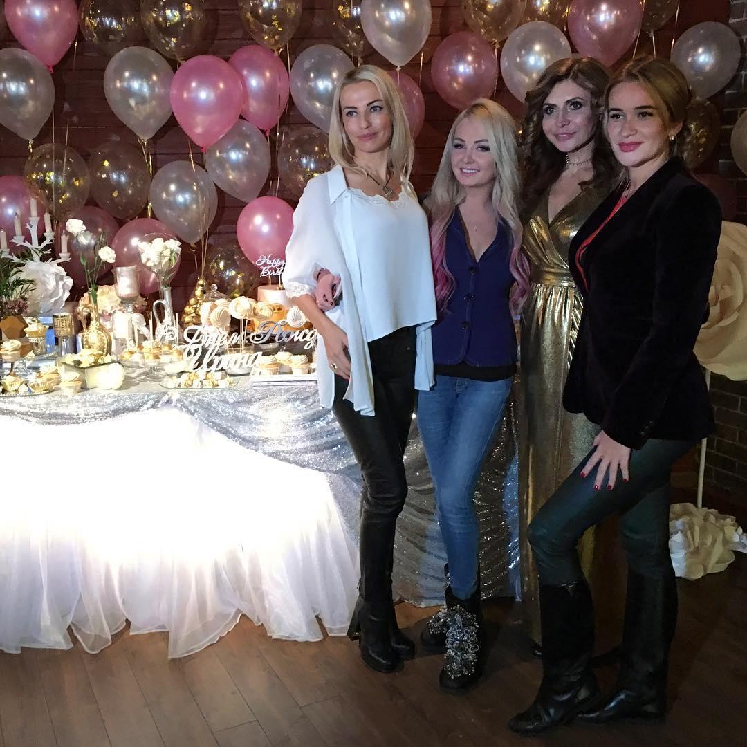 День рождения Ирины Александровны Агибаловой (2 ноября)