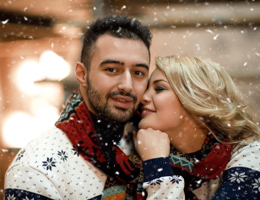 Руслана Мишина и ее новый бойфренд