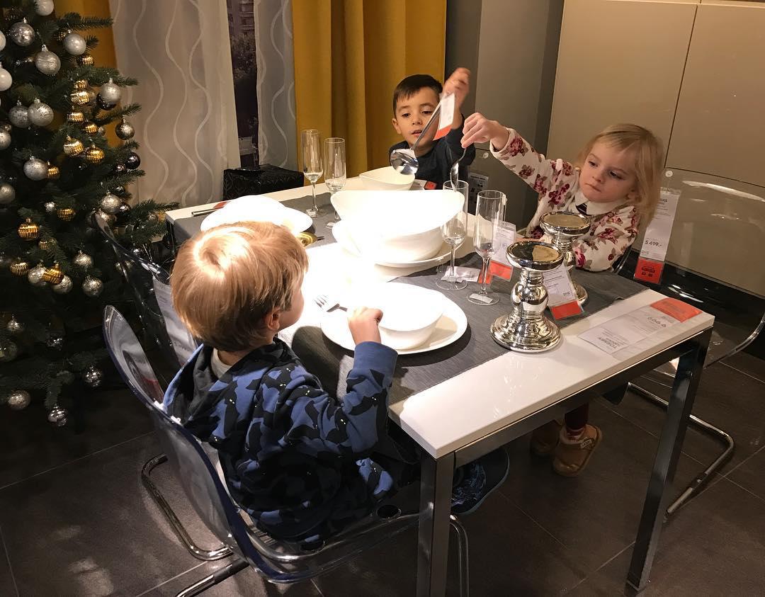Домовские детишки (9 декабря)