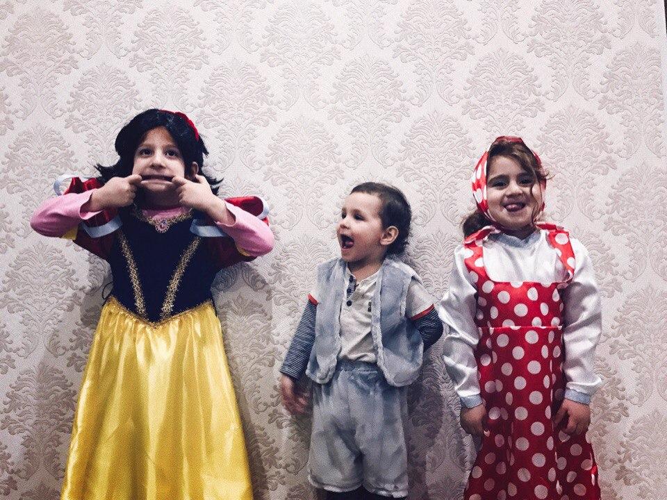 Домовские детишки (9 января)
