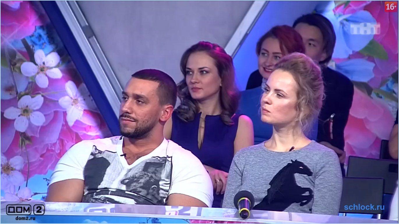 Харитонова играет любовь