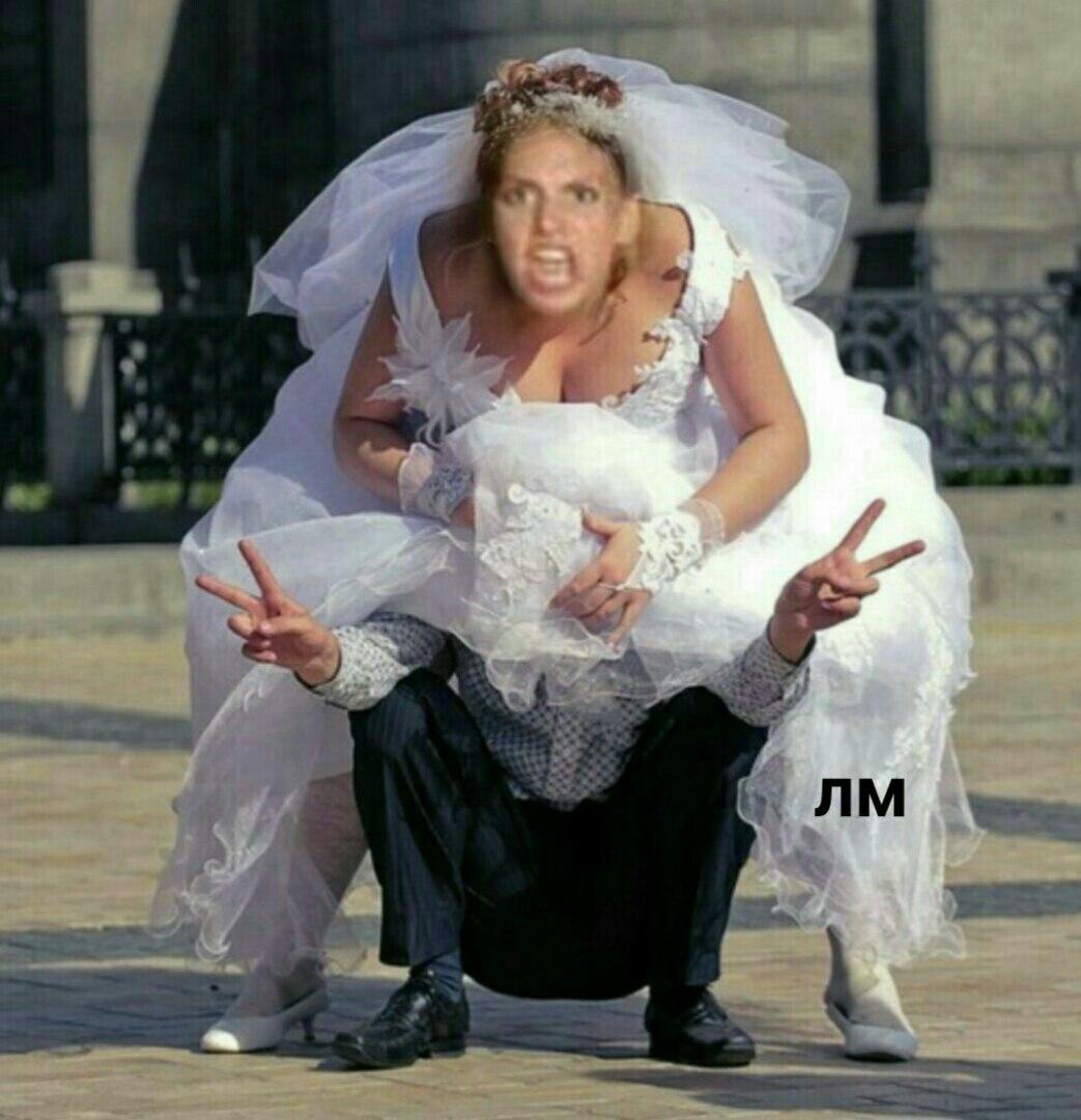 Свадебный позор, который лучше никогда не вспоминать (32 фото)