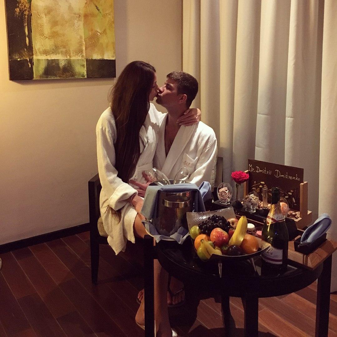 Свадебное путешествие Ольги и Дмитрия Дмитренко
