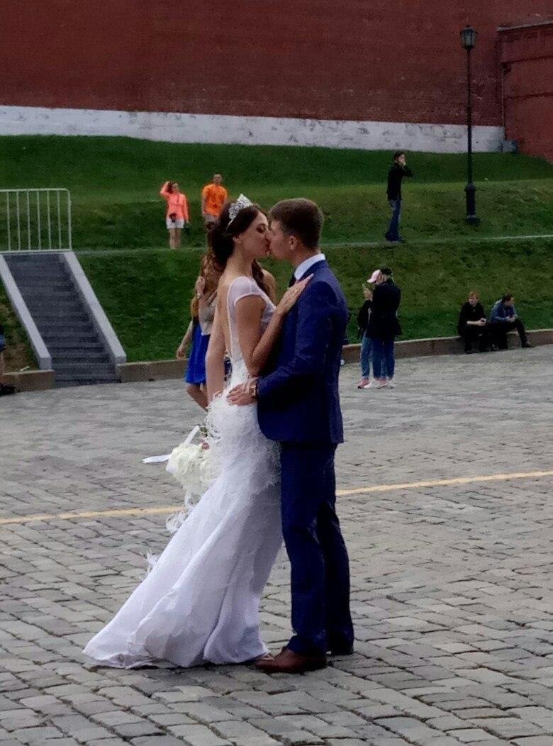 Фото с 1 свадьбы