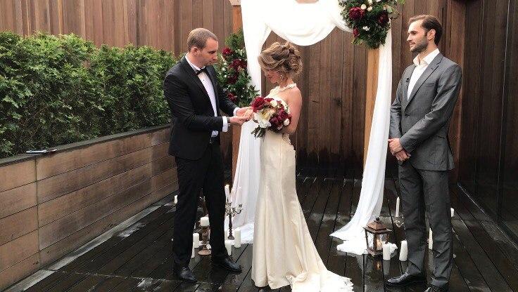 Костя Иванов и Саша Гозиас стали мужем и женой!
