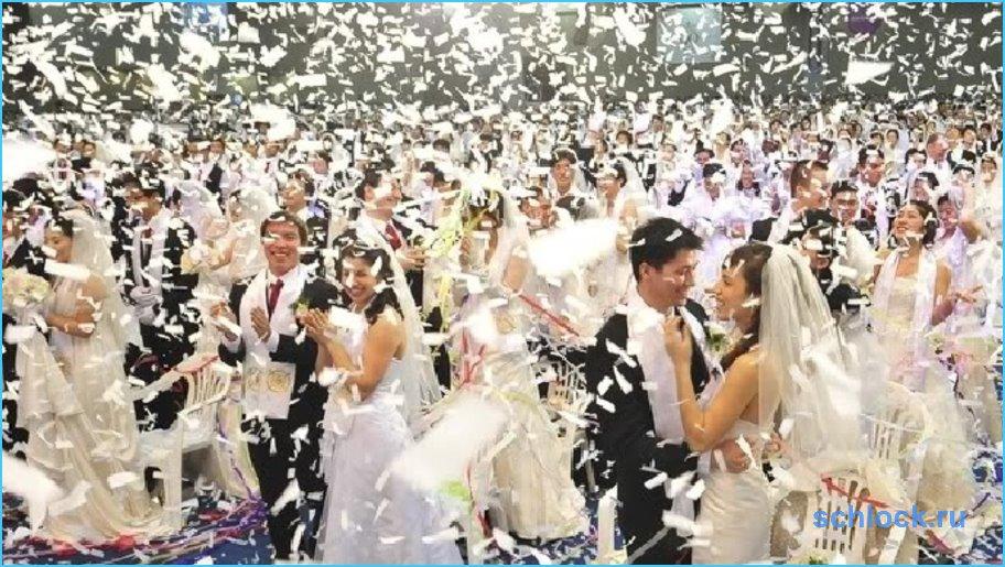 Свадебный бум вместо марафона?