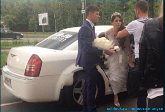 Свадьба Рапунцелей состоялась!