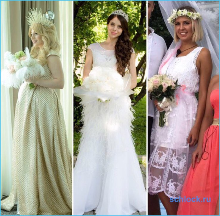 Самая красивая невеста на доме 2
