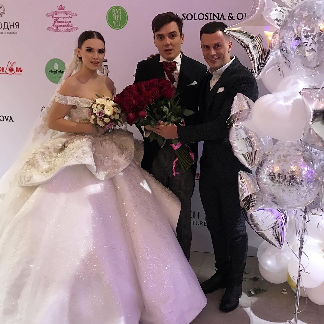 Марты соболевская свадьба фото